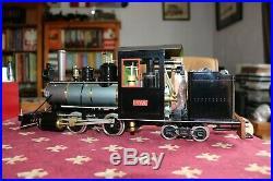 16mm Scale Accucraft Forney 2-4-4T Live Steam Locomotive 45mm Gauge LGB Railway