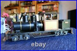 16mm Scale Live Steam Shay Gear Driven Locomotive Sm32 Garden Railway Engine
