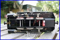 16mm Scale Merlin Live Steam Locomotive Sm32 Garden Railway G Gauge Mamod 45mm