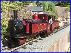 16mm scale SM32 battery Double Fairlie Locomotive radio controlled