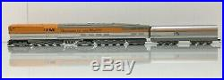 2 Rail O Scale MTH Chesapeake & Ohio M-1 Turbine Engine #500 withProtoSmoke