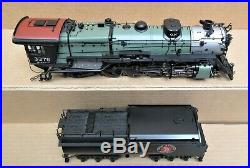3rd Rail Brass GN/Great Northern 2-8-2 O8 Steam Engine O-Scale 2-Rail USED