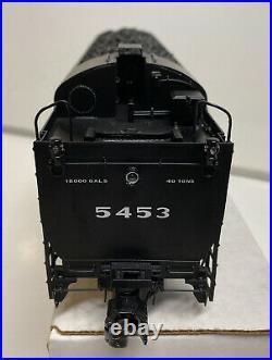 3rd Rail / Sunset Models O Scale Brass NYC J-3A Super Hudson Locomotive #5453