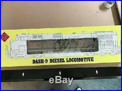 ARISTOCRAFT G SCALE (NEW) BNSF DASH 9 HERITAGE 1 LOCOMOTIVE rd # 1010