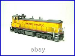 ATHEARN GENESIS HO SCALE MP15-AC LOCOMOTIVE WithSOUND & DCC UNION PACIFIC G66197