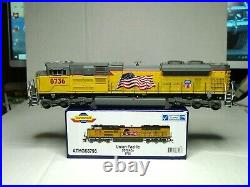 ATHEARN GENESIS HO SCALE SD70ACe LOCOMOTIVE UNION PACIFIC G68796