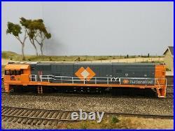 AUSTRAINS NEO NR CLASS LOCOMOTIVE, HO SCALE, NR 46 National Rail, DC POWERED
