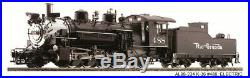 Accucraft D&RGW K-36 No. 488 Large Scale Steam Locomotive (electric version)