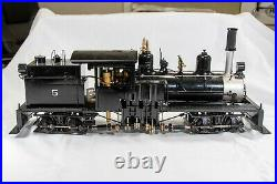 Accucraft #ac77-210 Mich. Cal Shay #5 120.3 Scale Live Steam Locomotive