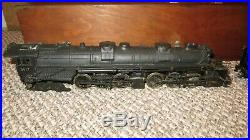 Adams & Son O Scale #3917 Southern Pacific Lines 2-6-6-4 Steam Locomotive Tender