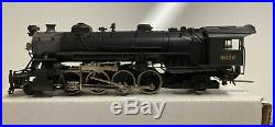 Akane HO Scale Brass Baltimore & Ohio 2-8-2 Engine & Tender #4626