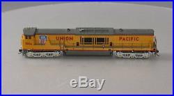 Alco Models D-134 HO Scale BRASS Union Pacific GE U50C Diesel Locomotive EX/Box