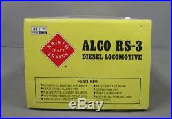 Aristo-Craft 22217CB-1 G Scale Gulf Mobile & Ohio Alco RS-3 Diesel Locomotive