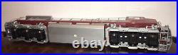 Aristo-Craft 23005 Dash-9 ATSF Santa Fe Warbonnet #647 Diesel Locomotive G Scale