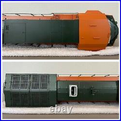 Aristo-Craft 23012 BNSF Heritage I Dash-9 Diesel Locomotive #1035 G-Scale