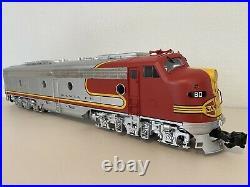 Aristo-Craft 23619 Santa Fe EMD E8 Diesel Locomotive #80 G-Scale