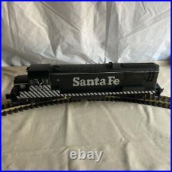 Aristo-Craft ART-22126 GE U25-B Diesel Locomotive Santa Fe G Scale