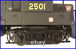 Aristo-Craft G Scale ART-22199 Pennsylvania GE U25-B Diesel Locomotive #2501