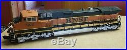 Aristocraft 23012 Dash 9-44 CW BNSF Heritage 1 Diesel Locomotive #1072 G Scale