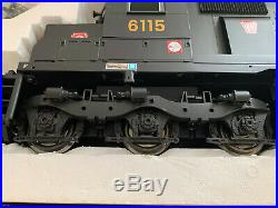 Aristocraft ART-22409 Train PENNSYLVANIA SD-45 Diesel Locomotive #1 G Scale