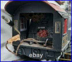 Aristocraft G Scale 2-6-4 Steam Locomotive Pennsylvania #401