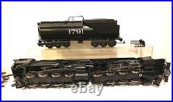 Aristocraft G Scale Art-21602 Santa Fe 2-8-8-2 Mallet Steam Locomotive & Tender