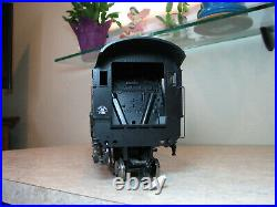 Aristocraft G Scale Up Mallet Locomotive And Tender With Phoenix Sound Excellent