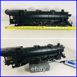 Aristocraft G scale Mikado 2-8-2 steam Locomotive In Box Model Train 129 Scale