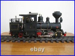 Aster Baldwin B1 0-4-2 45mm Live Steam Locomotive G Scale Garden Railway LGB