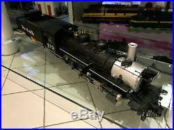 Aster Steam Locomotive G Scale Rio Grande 473 Sound Metal for LGB Kiss