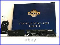 Athearn 11805 Challenger Union Pacific #3943 N Scale 4664 Steam Engine + tender