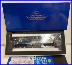 Athearn Genesis HO Scale RTR C&O Chesapeake & Ohio SD70ACe DCC Locomotive #4834