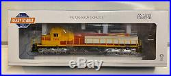 Athearn HO Scale RTR Santa Fe Kodachrome SD40-2 DCC & Sound Equipped Engine 5161