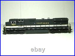 Athearn Rtr Ho Scale Custom Painted Dash 9-44cw Locomotive Southern 78954