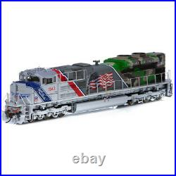 Athearrn ATHG19430 Union Pacific SD70ACe Spirit of UP #1943 Locomotive HO Scale