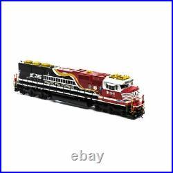 Athearrn ATHG65200 Norfolk Southern SD60E NS #9-1-1 Locomotive HO Scale