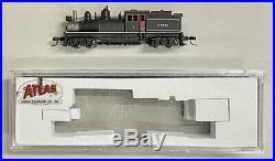 Atlas 41622 N Scale Crown Willamette Paper Co. Shay Steam Locomotive #1 LN/Box