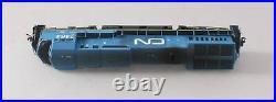 Atlas 9673 HO Scale Custom Weathered CN Dash 8-40CW Diesel Locomotive #2464 EX