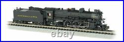 BACHMANN 52852 N SCALE Pennsylvania #3750 4-6-2 K4 Pacific & Tender DCC & SOUND