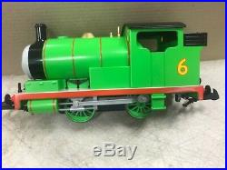 BACHMANN G-Scale 91402 Thomas & Friends Percy Locomotive With Moving Eyes New