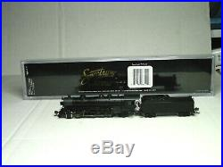 BACHMAN SPECTRUM N SCALE USRA 2-10-2 STEAM LOCOMOTIVE WithDCC PAINTED UNLETTERED