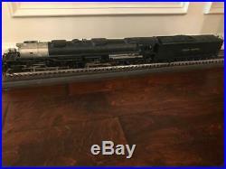 BIG BOY Brass UP 4-8-8-4 Steam Locomotive #4002 withTender O-Scale 2 Rail