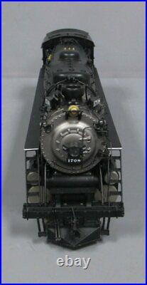 BLW BRASS O Scale BRASS D&RGW 4-8-4 M-64 Steam Locomotive & Tender (2Rail) EX