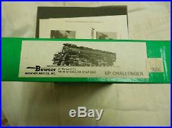 BOWSER HO SCALE UNION PACIFIC CHALLENGER 4-6-6-4 LOCOMOTIVE KIT Vintage NOS