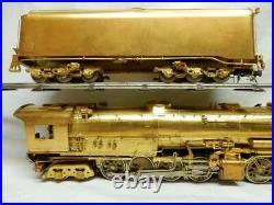 BRASS O SCALE BALTIMORE & OHIO EM-1, 2-8-8-4 STEAM LOCOMOTIVE in OB, C-7 EX-LN