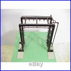 BRASS O Scale American Scale Models Locomotive High-Pressure Wash Rack F/P