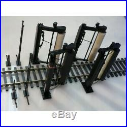 BRASS O Scale American Scale Models Locomotive Wash Rack Brush Section F/P