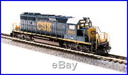 BROADWAY LIMITED 3711 N SCALE SD40-2 CSX 8043 YN3 Paragon3 Sound/DC/DCC