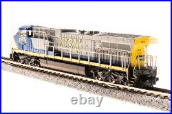 BROADWAY LIMITED 3745 N Scale GE AC6000CW AC6000 CSX #653 Paragon3 Sound/DC/DCC