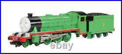 Bachmann 58745 Thomas & Friends Henry the Green Engine with Moving Eyes HO Scale
